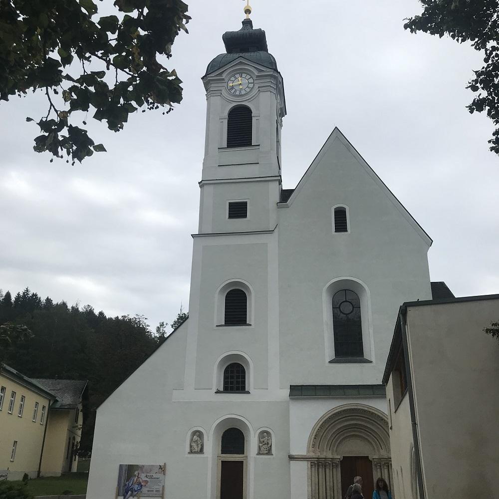 Basilika Klein-Mariazell