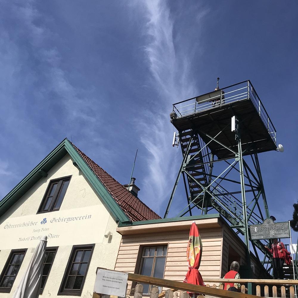 Rudolf Proksch Hütte am Pfaffstättner Kogel
