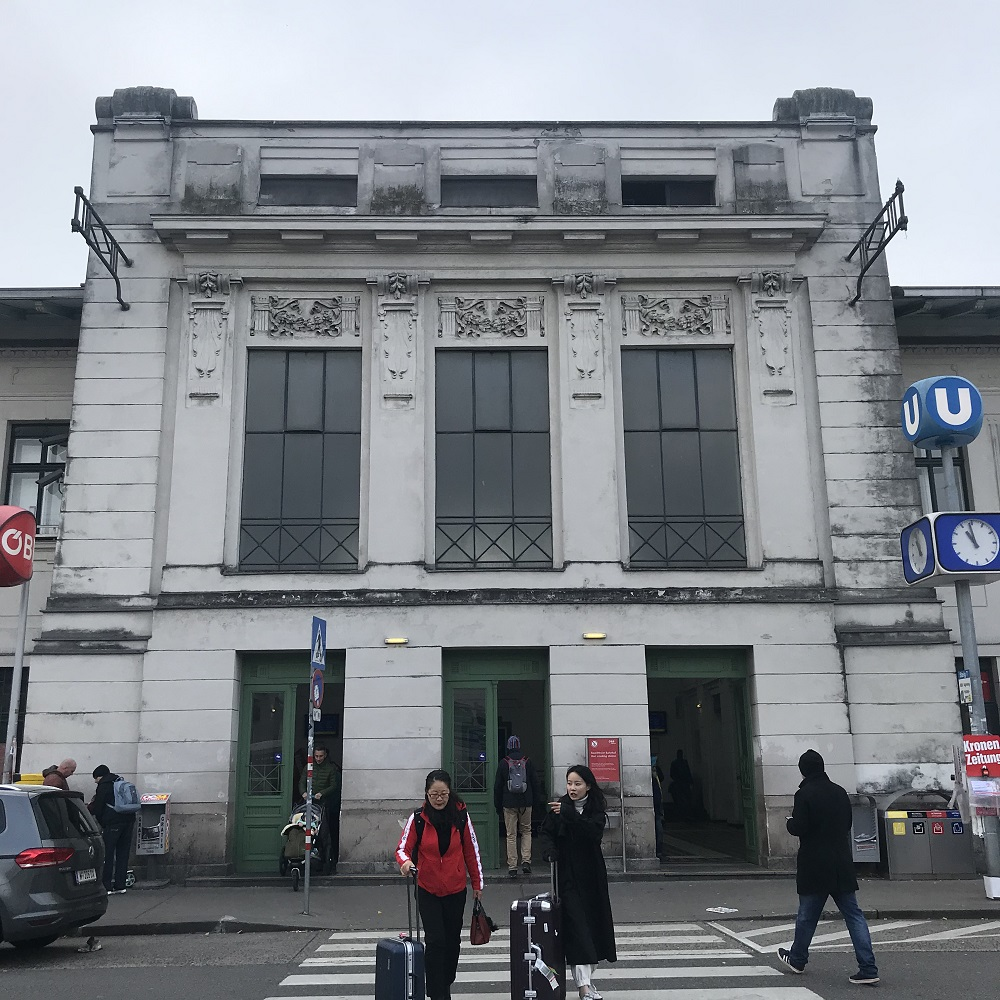 Bahnhof Hütteldorf