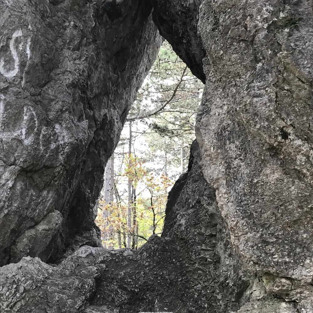 Matterhörndl - ein Kletterfelsen etwas abseits des Weges