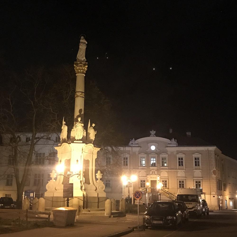 Rathausplatz Klosterneuburg