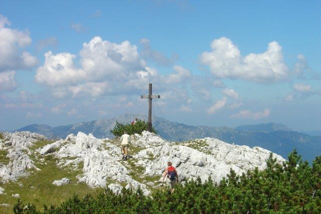 Gipfelkreuz-Hochstadl
