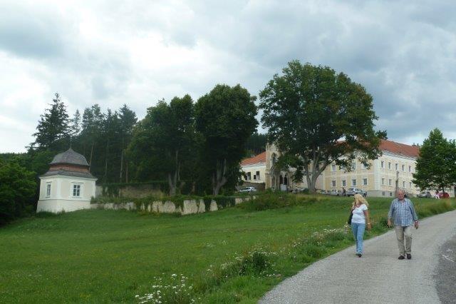 Jagdschloss-Mayerling