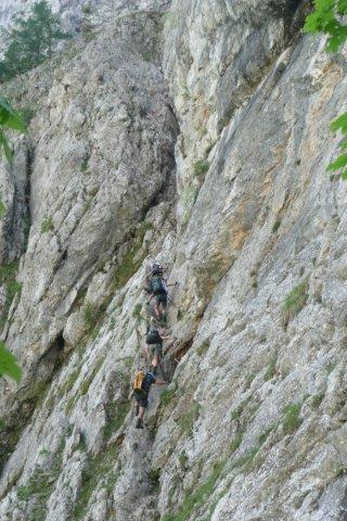 Klettersteig-Teufelsbadstube