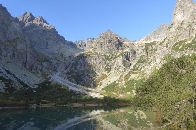 Tatra-Magistrale-Slowakei
