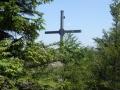 Gipfelkreuz Kleiner Peilstein