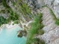 Abstieg zur Gaisalm