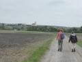 unterwegs am Burgenlandweg