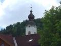Die Kirche von Haus im Ennstal
