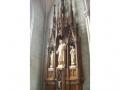 In Admont sollte man sich für die Besichtigung des Stifts Zeit nehmen. Im Bild ein Seitenaltar in der Kirche