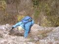 Abstieg am Leiterlsteig