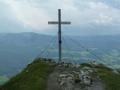 Gipfelkreuz Kampalpe
