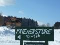 Imbiss-Stube an der Kulmberg-Loipe