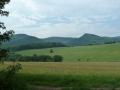 Blick von der Wiener Hütte