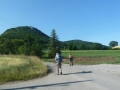 Weg Richtung Zobelhof