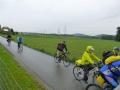 im Regen nach Leibnitz