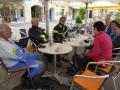 Mittagsrast in Bruck an der Mur