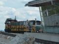 Bergstation Zahnradbahn