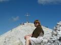 vor dem Gipfel Dürrenstein