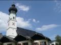 Die Kirche von Obertrum