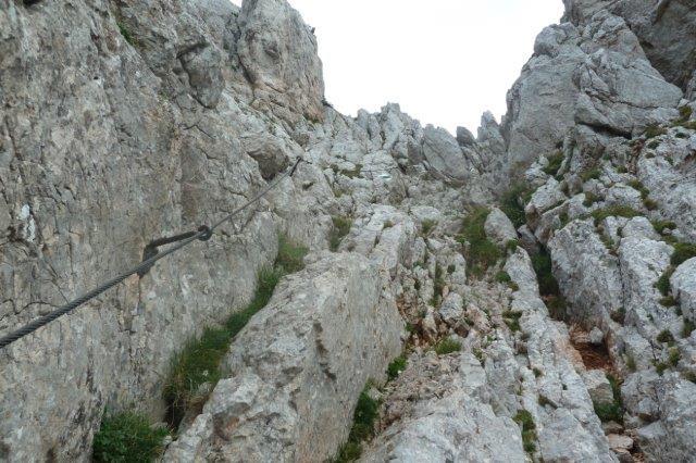Klettersteig Rax : Rax preiner gscheid u e gretchensteig heukuppe angelos touren at