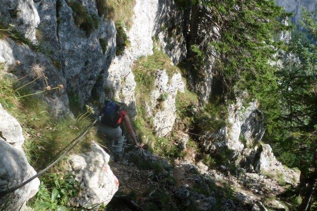 Klettersteig Rax : Bergfex haidsteig rax schneeberg mit video klettersteig tour