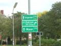 Markierung in Atzgersdorf