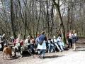 Rast im Schwarzenbergpark