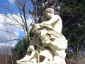 Statue im Schwarzenbergpark