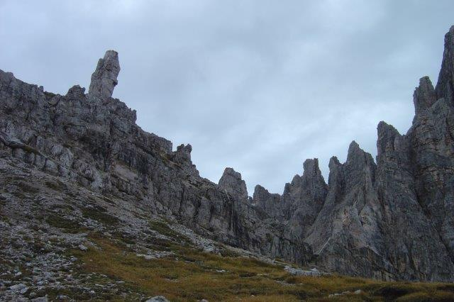 Klettersteig Paternkofel : Paternkofel klettersteig de luca innerkofler schartenweg dolomiten