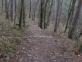 Abstieg nach Bad Vöslau