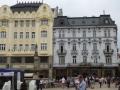 Häuserfront Hauptplatz