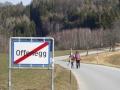 Straße von Offenegg nach Hochneukirchen