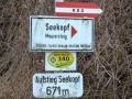 Markierung Seekopf