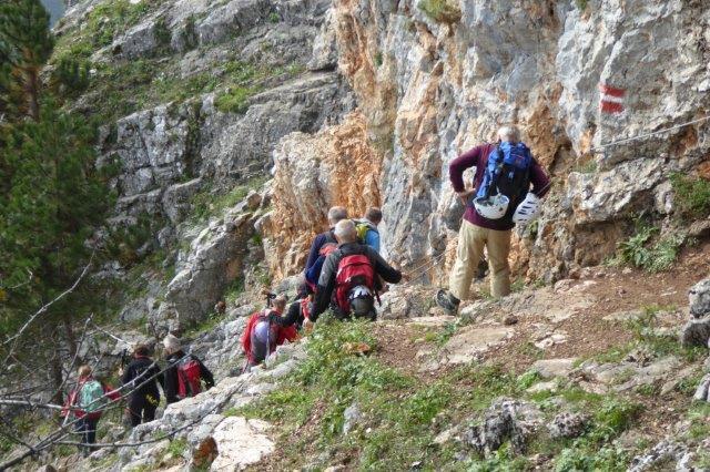Klettersteig Hohe Wand : Klettersteige für faule hausbachfall bis hoachwool spiegel online