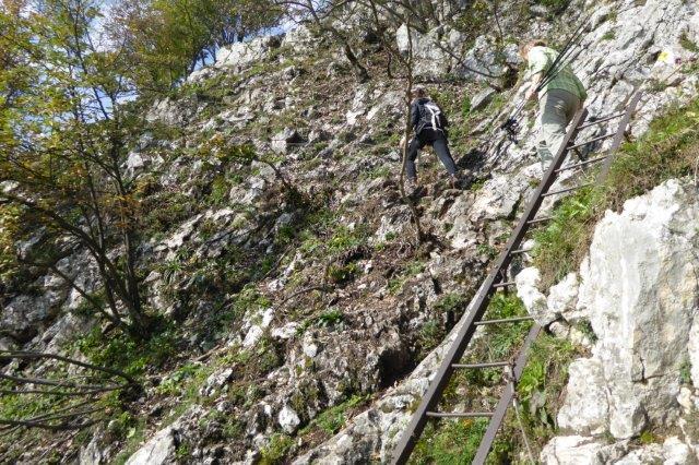 Hohe Wand Klettersteig : Norbert schluga klettersteig hohe wand