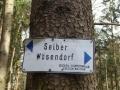 Abstieg nach Wösendorf