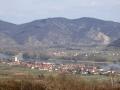 Blick auf Weißenkirchen