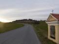 Straße nach Weinzierl