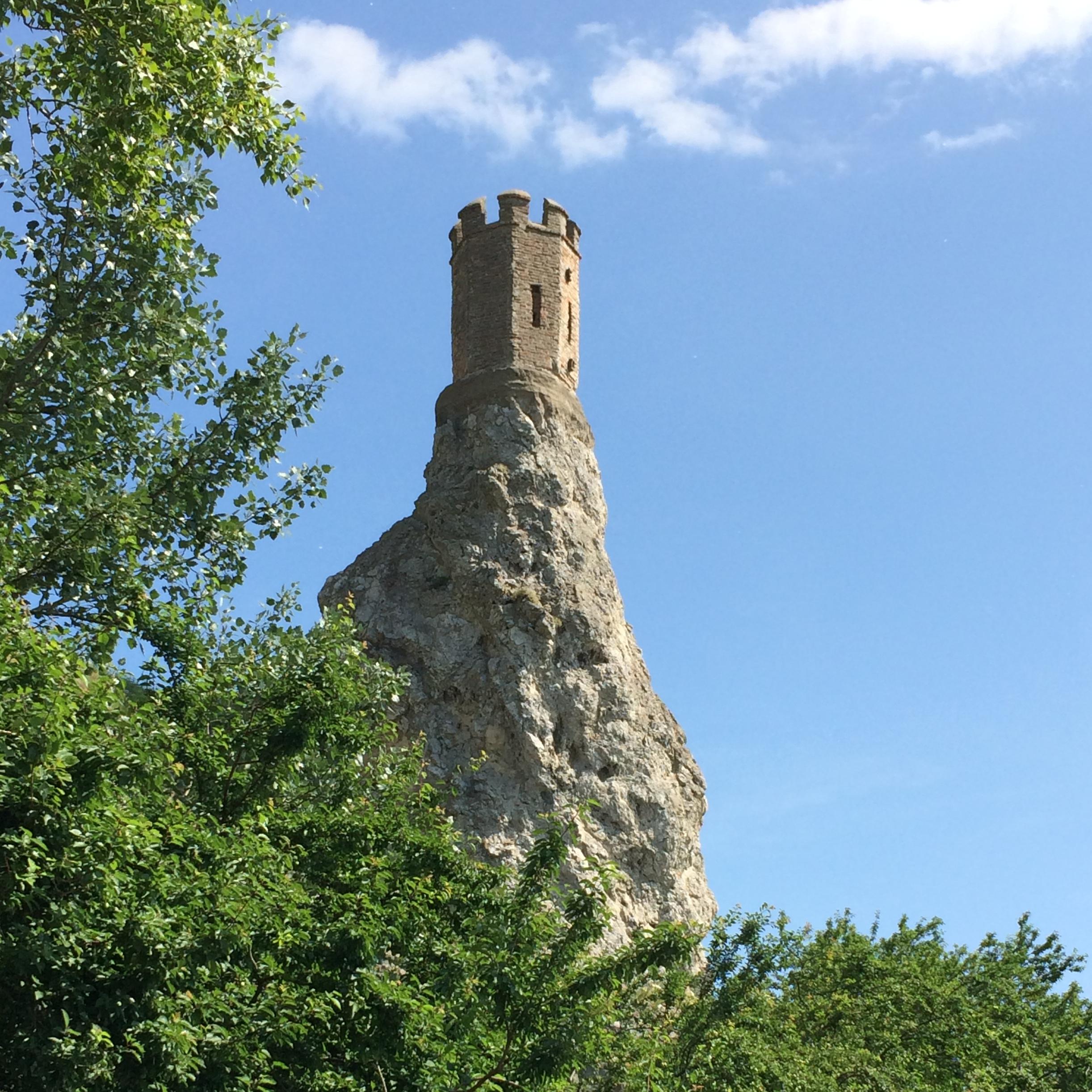 Burg Devin - Theben