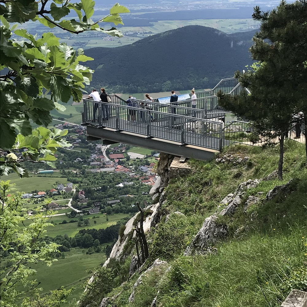 Skywalk Hohe Wand